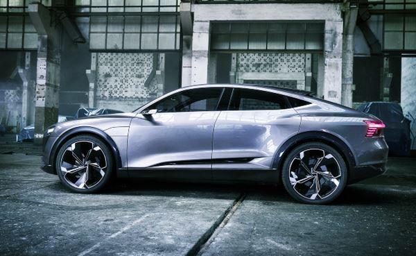 2022 Audi A6 Exterior Design