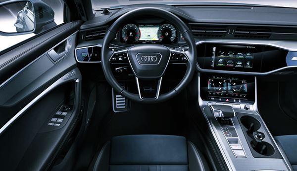 2022 Audi A6 Interior Design