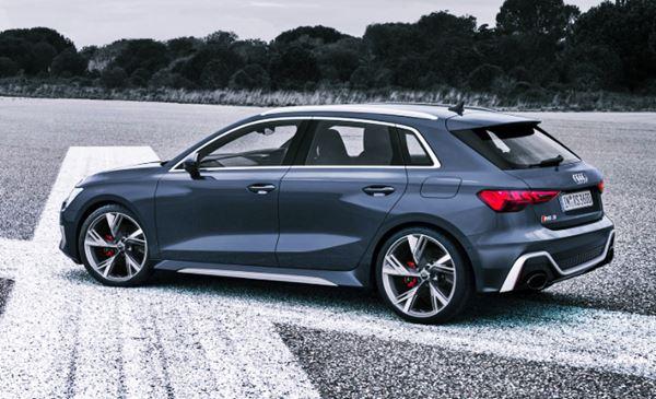 2022 Audi RS3 Sportback Exterior