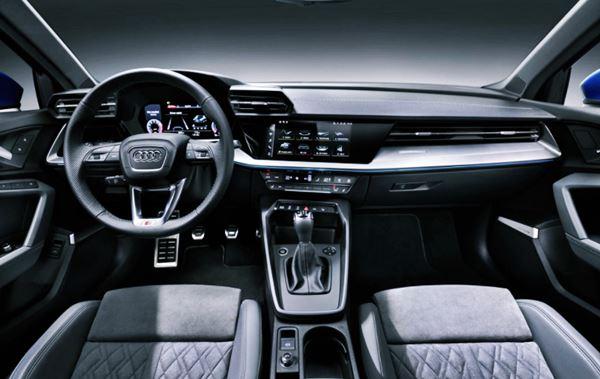 2022 Audi RS3 Sportback Interior