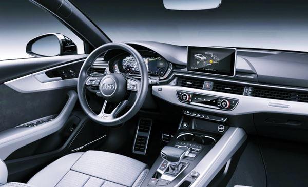 Audi A4 New Model 2022 Interior