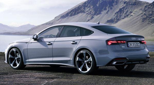 Audi A5 Sportback 2022 Exterior Redesign