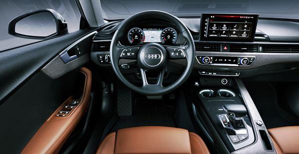 Audi A5 Sportback 2022 Interior Redesign