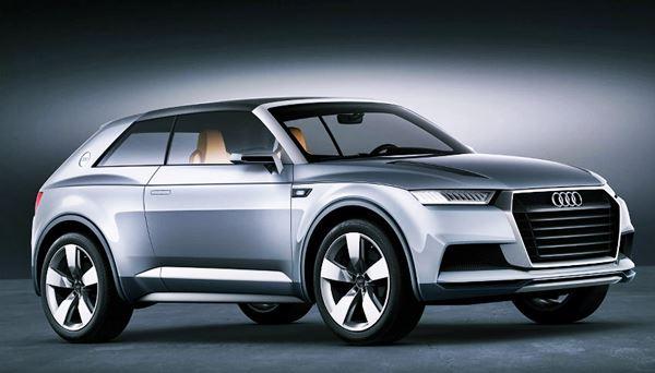 Audi Q5 New Model 2022 Exterior