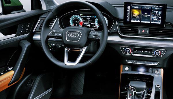 Audi Q5 New Model 2022 Features
