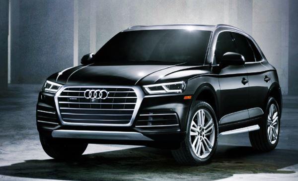 Audi Q5 New Model 2022