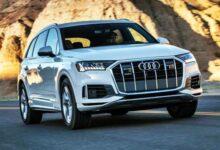 Audi Q7 2022 New Design Release