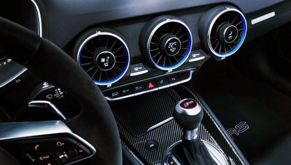 Features New Audi TT 2022 Concept