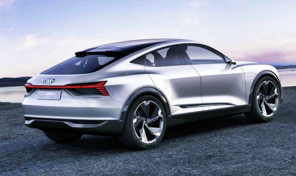New 2022 Audi E Tron GT Exterior
