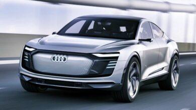 New 2022 Audi E Tron GT Redesign