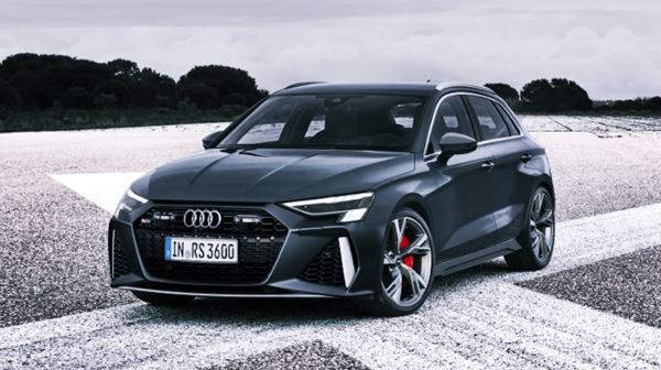 New 2022 Audi RS3 Sportback USA