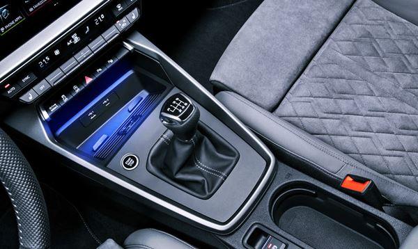 New 2022 Audi S3 Sedan Features