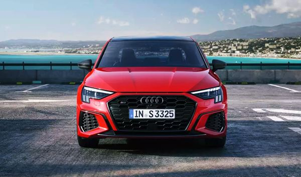 New 2022 Audi S3 Sedan Redesign