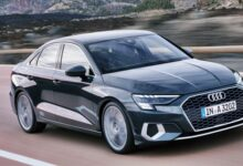 New Audi A3 Sportback 2022