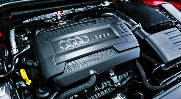 New Audi A3 Sportback 2022 Engine