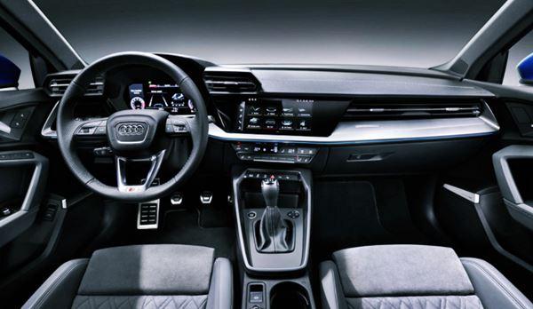 New Audi A3 Sportback 2022 Interior