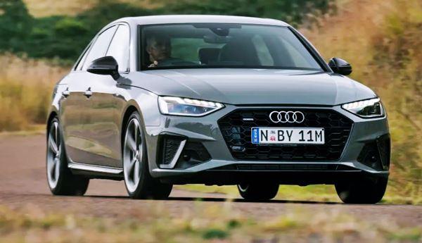 New Audi A4 2022 Design