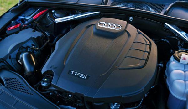 New Audi A4 2022 Engine Performance