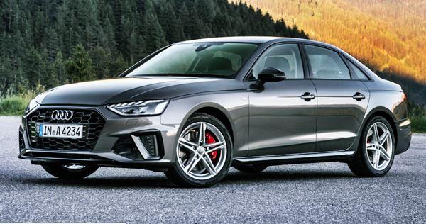 New Audi A4 2022 Release Date