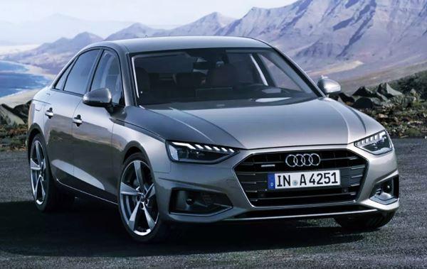 New Audi A4 2022 Rumors