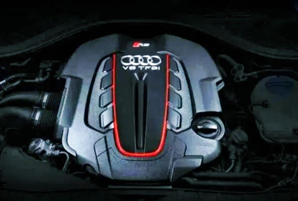 New Audi A6 Facelift 2022 Engine
