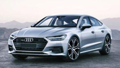 New Audi A7 2022 Next Generation