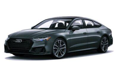New Audi A7 Facelift 2022 Design