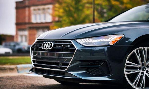 New Audi A7 Facelift 2022 Exterior Design