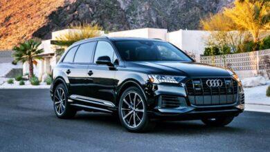New Audi Q7 2022 Concept