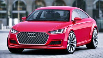 New Audi TT 2022 Concept Design