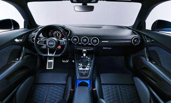 New Audi TT 2022 Electric Interior
