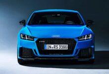 New Audi TT 2022 Electric Model
