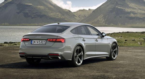 2022 Audi A5 Exterior Redesign