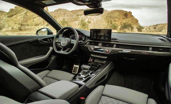 2022 Audi A5 Interior Redesign
