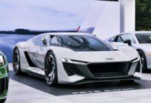 2022 Audi R8 Electric New Design