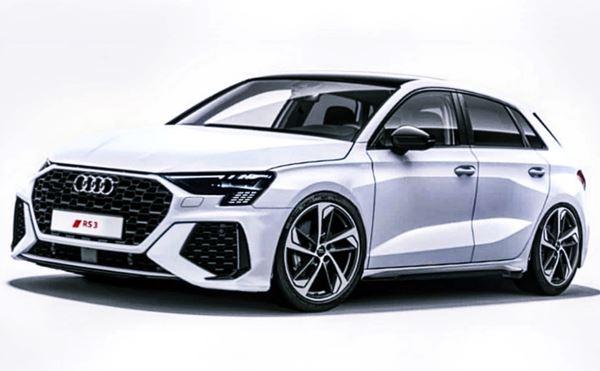 2022 Audi RS3 Hatchback Redesign