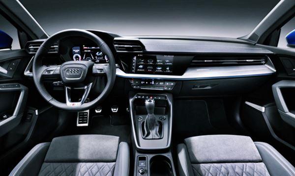 2022 Audi RS3 Interior Redesign
