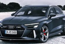 2022 Audi RS3 Release Date