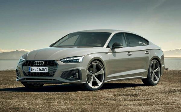 Audi A5 2022 Redesign Exterior