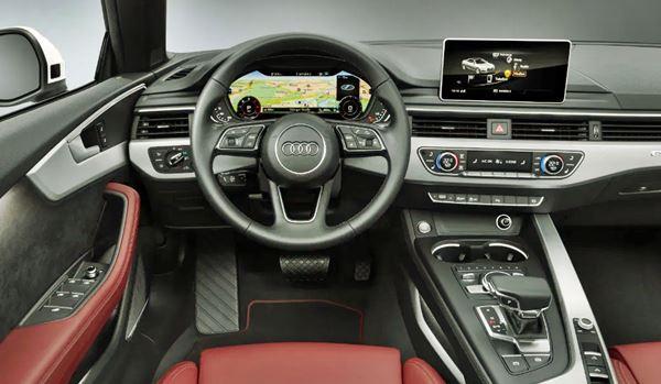 Audi A5 2022 Redesign Interior