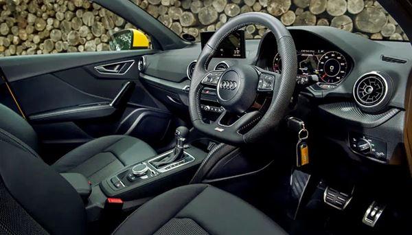 Audi Q2 2022 Redesign Interior