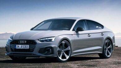New 2022 Audi A5 Next Generation