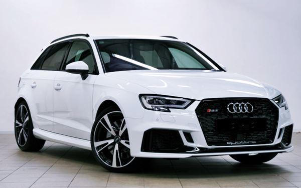 New 2022 Audi RS3 Hatchback USA Release