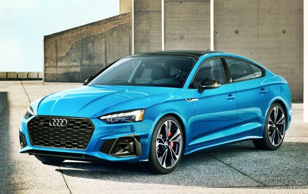 New 2022 Audi S5 Sportback Release Date