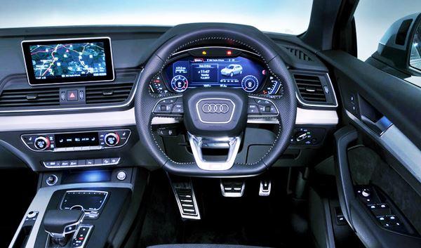 New Audi Q5 Facelift 2022 Redesign