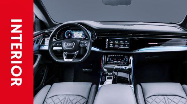 2022 Audi Q8 Interior Redesign