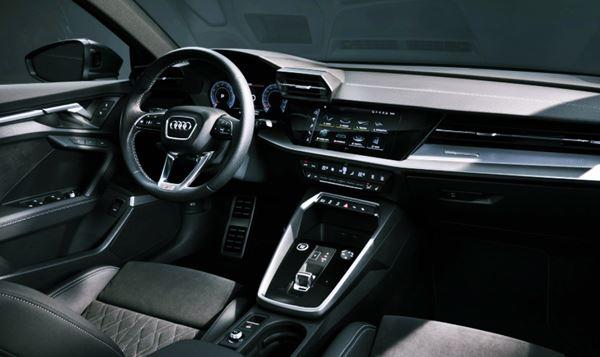 2022 Audi S3 Sedan Interior
