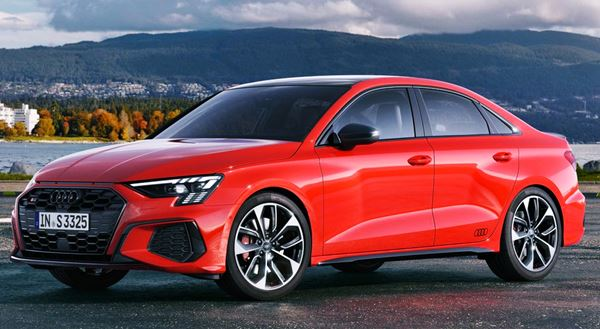 2022 Audi S3 Sedan Release Date