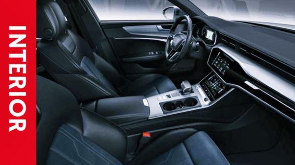 2022 Audi S6 Interior Redesign