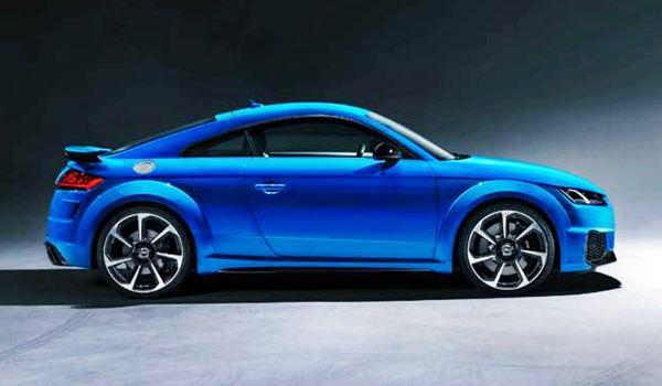 2022 Audi TT Electric Exterior Redesign